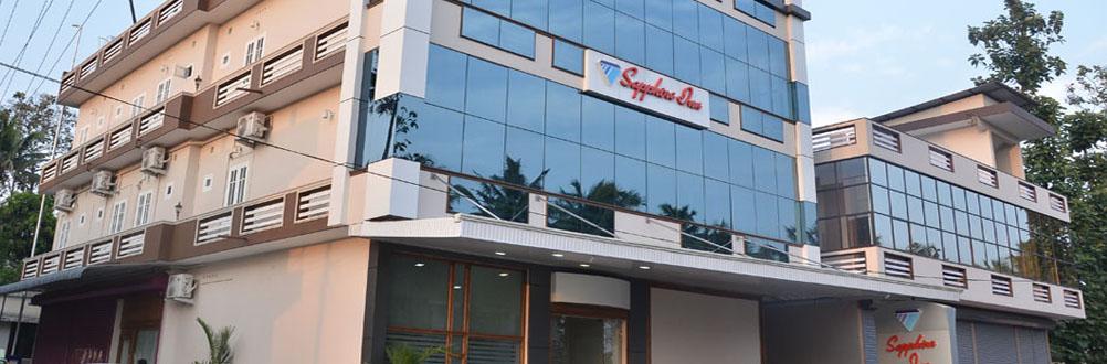 hotels in nedumbassery - sapphireinn